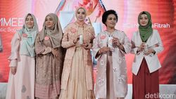 Laudya Cynthia Bella Digandeng Jadi Brand Ambassador Kosmetik Halal