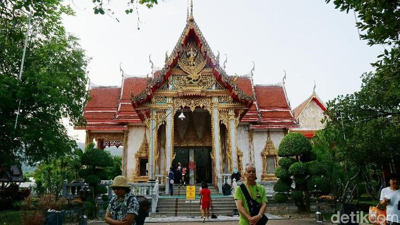 Wat Chalong di Phuket (Syanti/detikTravel)