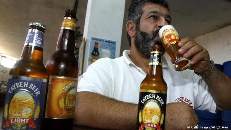 Sekilas tentang Taybeh Beer, Bir Palestina Untuk Yahudi dan Muslim
