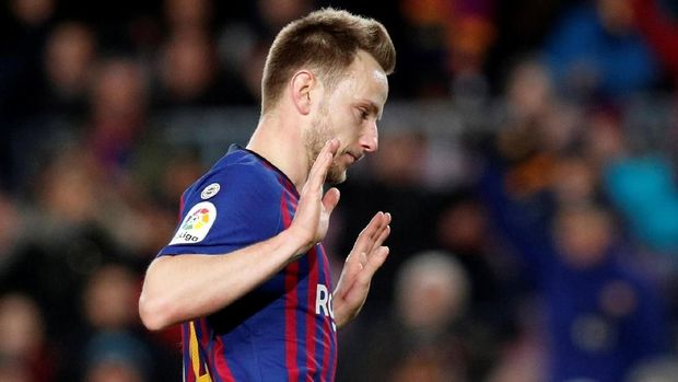 Ivan Rakitic sudah habis masa terbaiknya di Barcelona. (