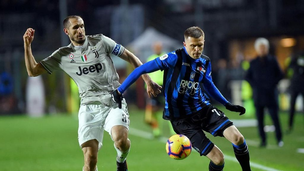 Juventus Berjumpa Lawan yang Paling Sering Dikalahkan di Liga Italia