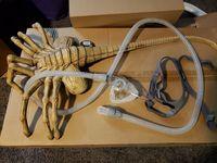 Bentuk CPAP milik Jared Gray.