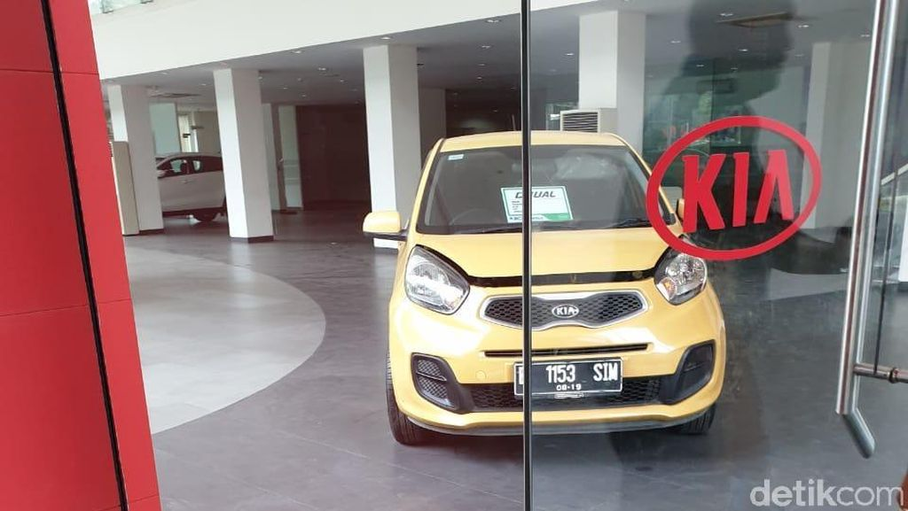 Mobil Korea Bikin Indomobil Naksir