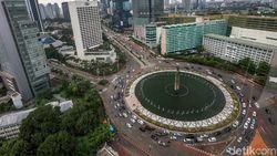 Tingkat Kemacetan Jakarta Turun, Ini 8 Penyebabnya Versi Dishub DKI