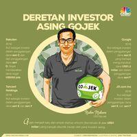 Menanti IPO Go-jek & Grab di Pasar Modal