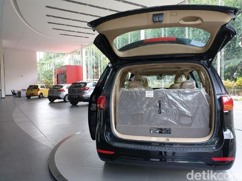 Diler Kia di Sunter Jakarta