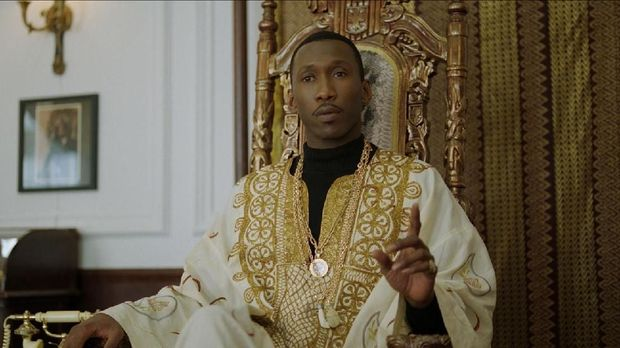 Mahershala Ali sebagai Don Shirley di 'Green Book'.