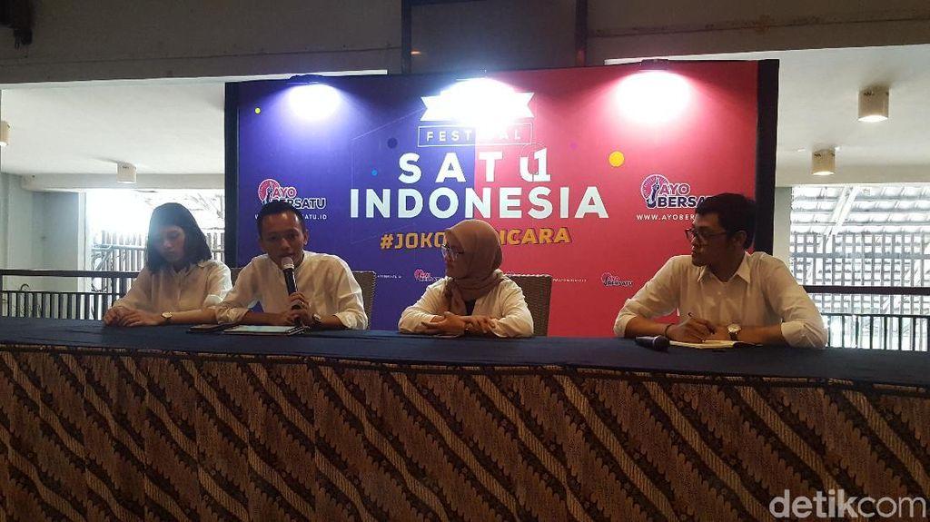Eks Teman Ahok Bikin Jokowi Bicara untuk Gaet Pemilih Milenial