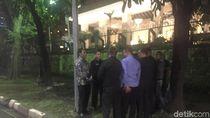 Sekuriti Doa Bersama di Lokasi Pegawai Kemenkeu Tewas Tertabrak TransJ