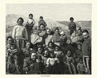 Orang-orang Inuvit yang mendiami kawasan Greenland sejak zaman dulu (iStock)