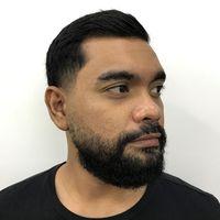 Gaya rambut Taper untuk tren 2019.