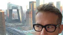 Foto: Gedung di China yang Kata Ryan Reynolds Mirip Celana Dalam