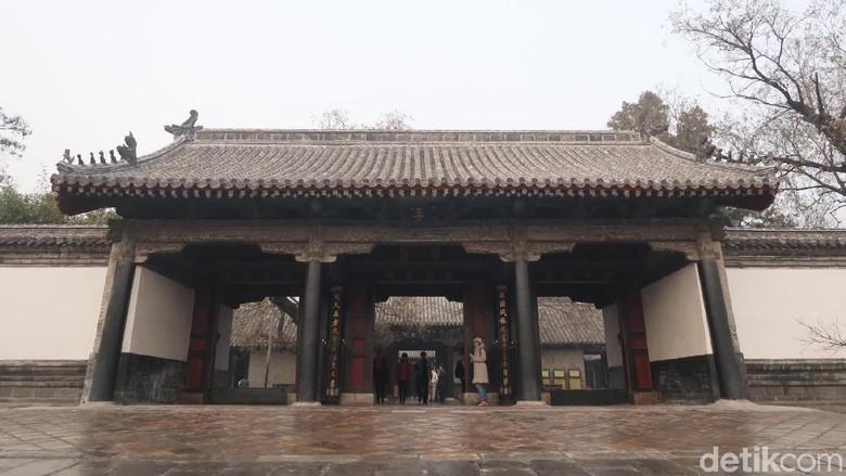 Confucius Mansion di Qufu (Bonauli/detikTravel)