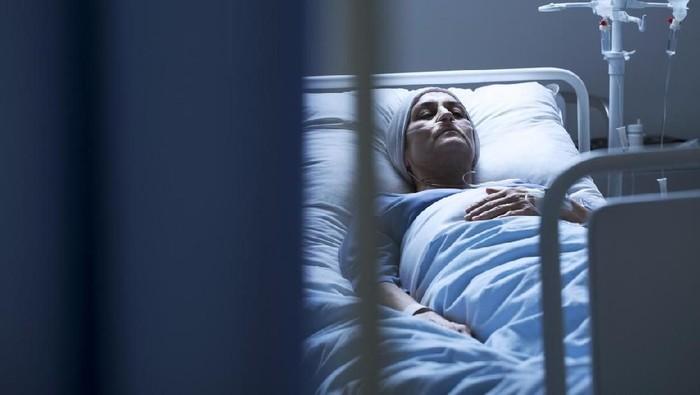 ilustrasi kanker rumah sakit