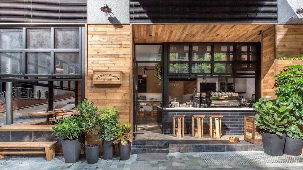 Mengintip Desain Interior 10 Kafe Instagrammable di Hong Kong