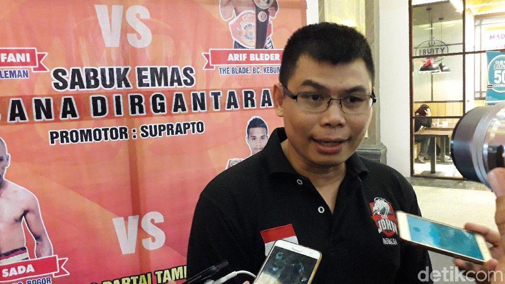 Chris John: Potensi Tinju Indonesia Besar, namun Miskin Kompetisi