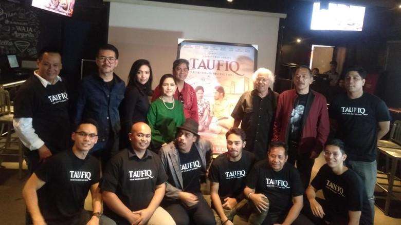 Kisah Hidup Taufiq Kiemas Diangkat ke Film Taufiq: Lelaki yang Menantang Badai