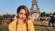 Foto: Gaya Traveling Si Cantik Joann, Sepupunya Gigi Hadid