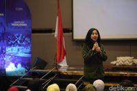 Ketua CT ARSA Foundation Anita Ratnasari Tanjung