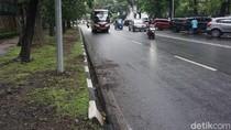 Ini Lokasi Pegawai Kemenkeu Tewas Tertabrak TransJ di Lapangan Banteng