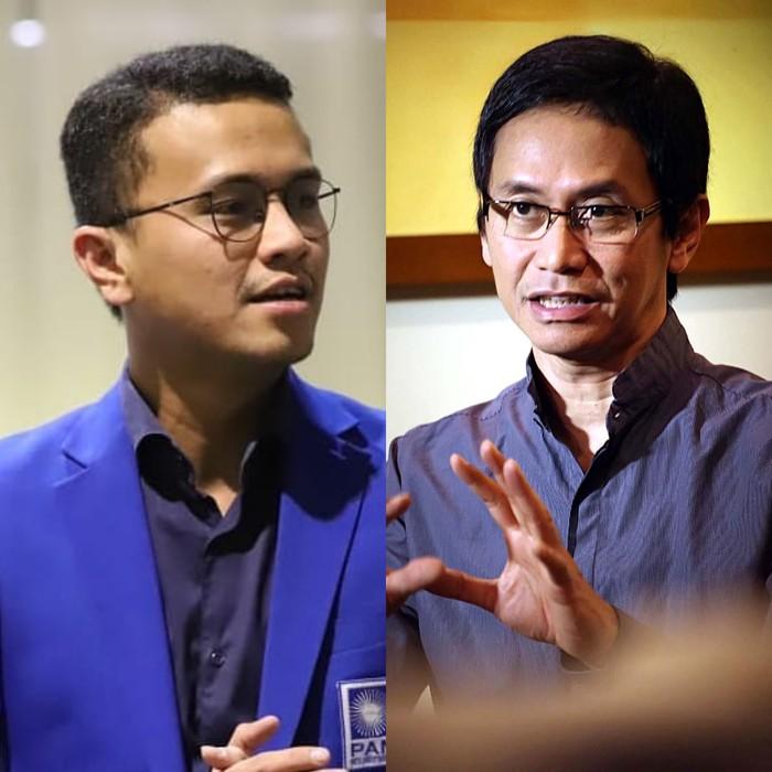 Pemilik nama lengkap Faldo Maldini ini terbilang anak muda yang punya semangat untuk maju dalam ajang pemilu 2019. Ia maju sebagai caleg DPR dengan daerah pemilihan Kabupaten Bogor. Foto: Faldo Maldini - Addie MS (Pool)