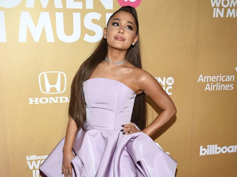 Ariana Grande. Foto: Istimewa