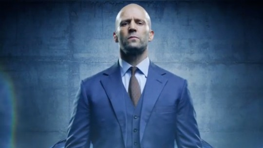 Aksi Dwayne Johnson di Hobbs and Shaw