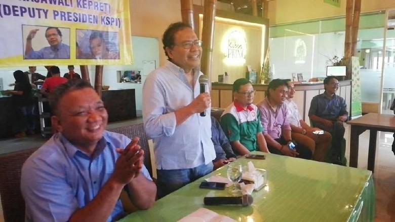 Rizal Ramli Sebut Kampanye Kebijakan Industri 4.0 Pemerintah Ngawur