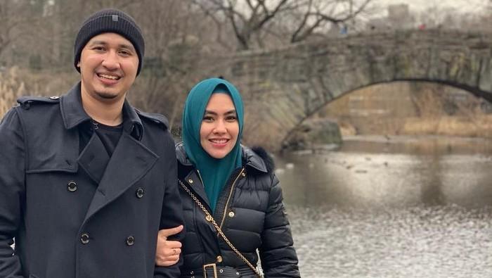 liburan kartika putri dan Habib Usman bin Yahya di new york, amerika serikat