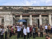 Benteng yang Didatangi Jokowi di Ngawi, Bukan Benteng Sembarangan