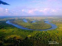 Sungai Kapuas penuh petualangan (Merza Gamal/d'Traveler)