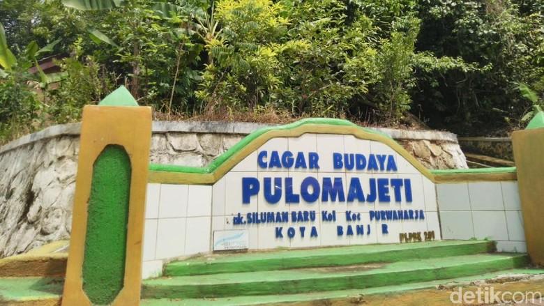 Hutan Pulo Majeti di Jabar (Dadang/detikTravel)