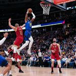 Hasil NBA: Jokic dan Beasley Bersinar, Nuggets Kalahkan Rockets