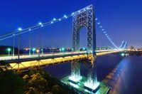 Pesona Jembatan di Dunia Kala Malam Tiba