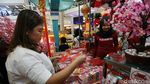 Jelang Imlek, Wayang Potehi Ramaikan Pusat Perbelanjaan