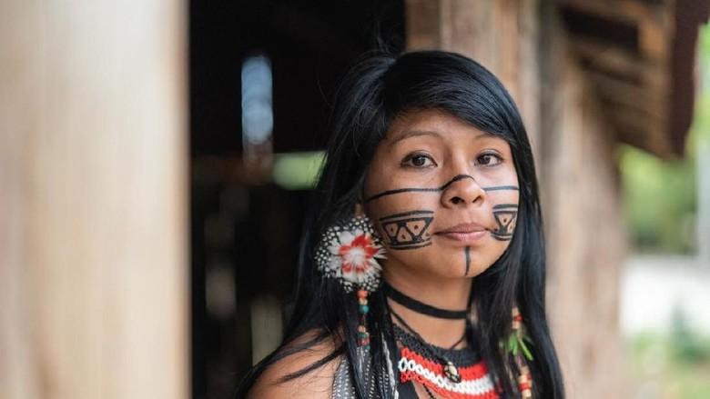 Suku Guarani di Amazon (iStock)