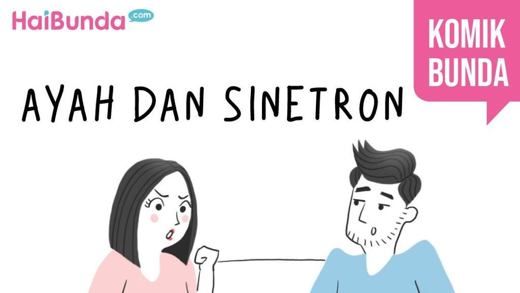 Ayah dan Sinetron