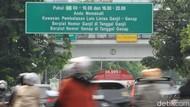 DKI Tambah Macet, Ganjil-Genap ala Asian Games Diusulkan Hidup Lagi