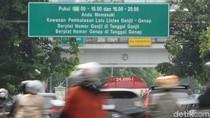 PSBB Ketat Diperpanjang, Ganjil-Genap Jakarta Masih Belum Berlaku