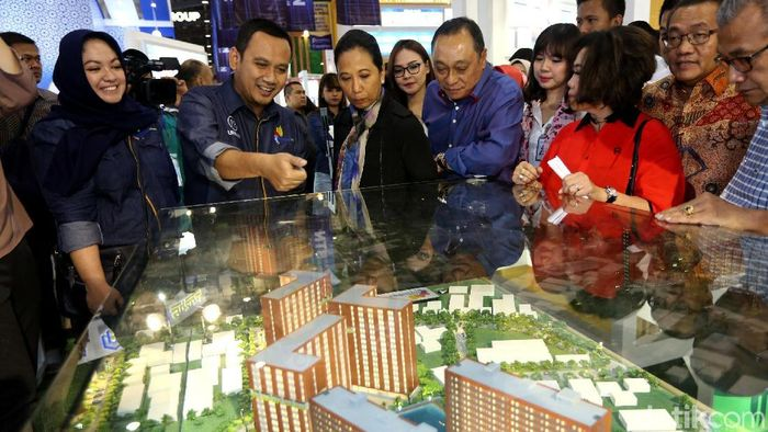 Indonesia Property Expo (IPEX) 2019/Foto: Agung Pambudhy
