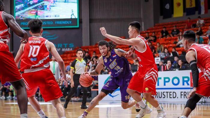 CLS Knighs ukir tujuh kemenangan beruntun di ABL 2018/2019 (dok.CLS Knights)