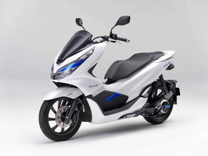 Honda pcx electric, honda pcx listrik