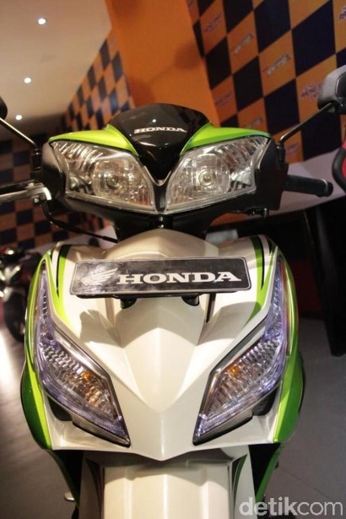 Sayonara Honda Blade