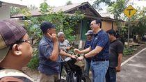 Momen Ahok Melepas Rindu di Kampung Halaman