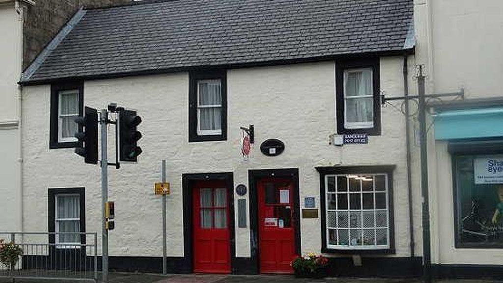 Kantor Pos Tertua Beroperasi Sejak 1712
