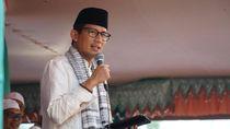 Di Aceh, Sandiaga Bicara Lagi Soal Potensi Industri Halal