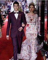 'Voldemort Muda' Mulai Debut Jadi Model Majalah