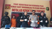 Komplotan Curanmor Asal Lampung Ditangkap di Tangerang