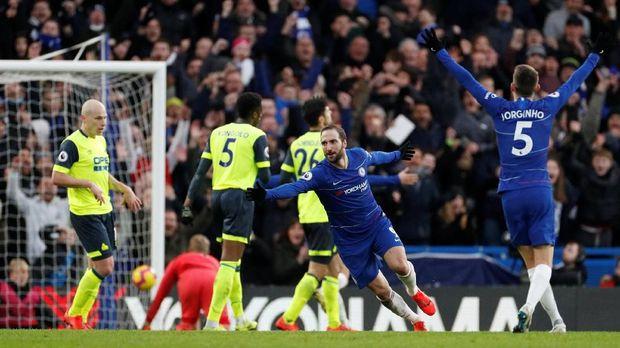 Chelsea hanya menang sekali dalam lima kunjungan terakhir ke Etihad.