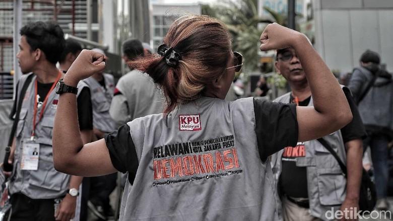 KPU Ajak Warga Tak Golput di Pemilu 2019